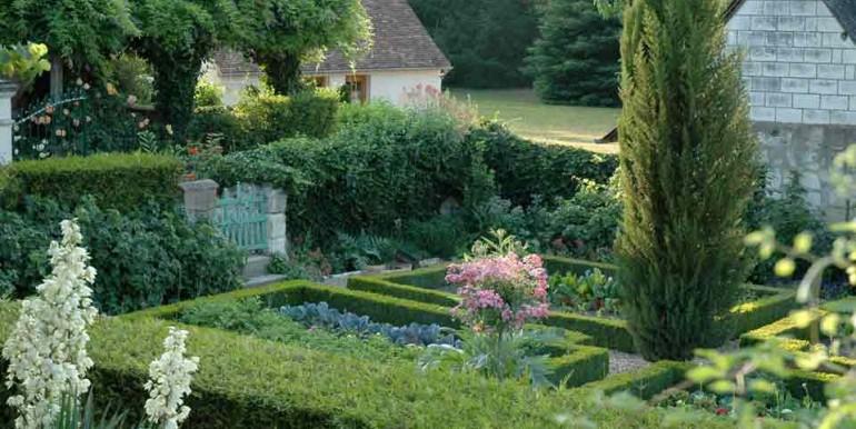 ChatCourant-potager-fleuri-