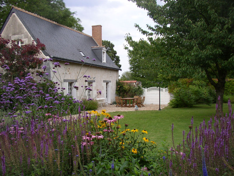 Château du Grand Bouchet  La Maison du Jardinier