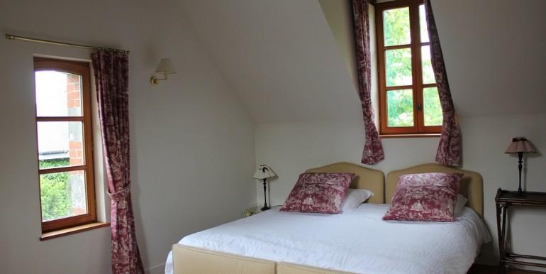Attelages-bedroom