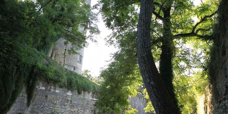 Chateau-CinqMars-moats