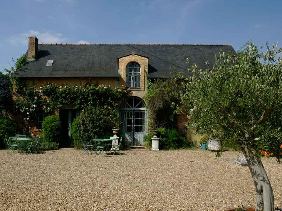 Château de Chambiers  La Maison du Jardinier