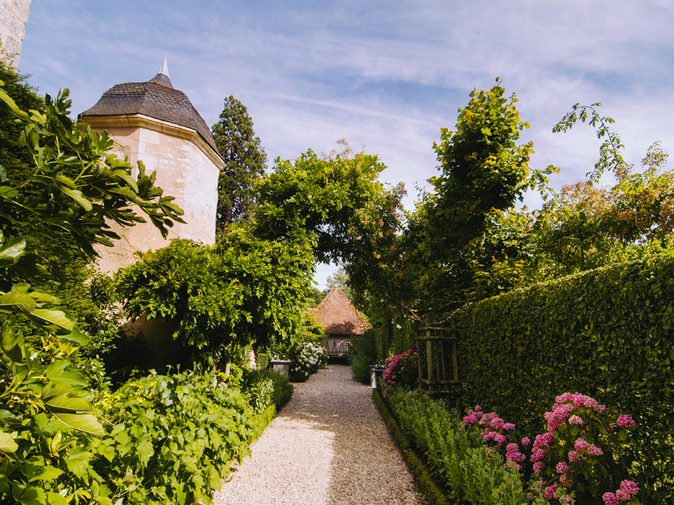 Domaine de Poulaines  Nishiki self catering
