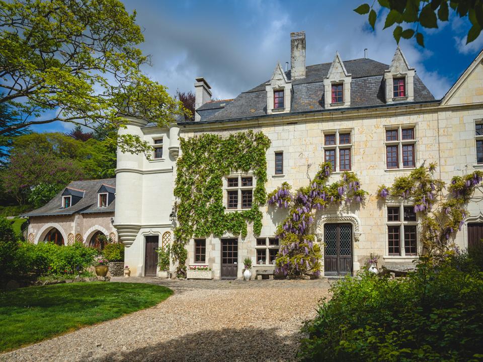 Le Manoir De La Baldette Guest And Garden In France